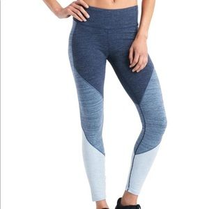 Gapfit color block 7/8 leggings